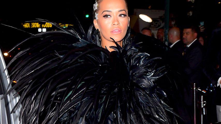 Rita Ora auf dem Weg zur VMA After Party