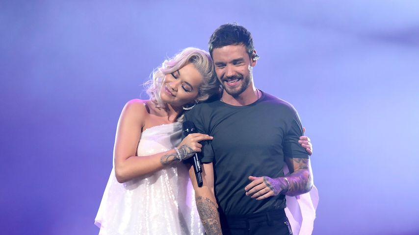 Rita Ora und Liam Payne im Oktober 2018