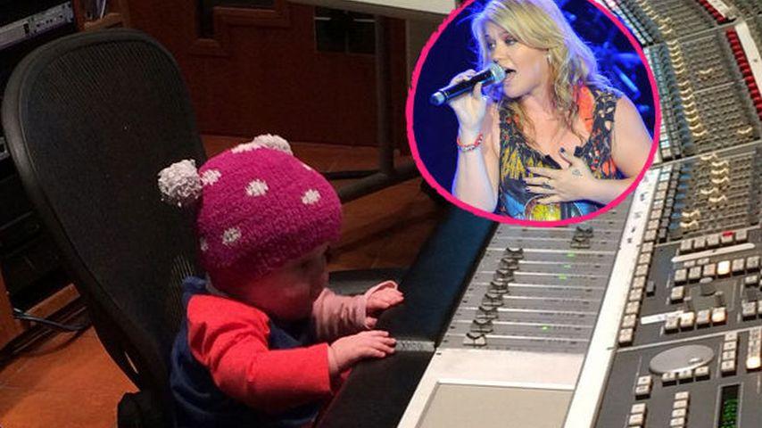 Kelly Clarkson: Hat ihr Baby ein Musik-Trauma?
