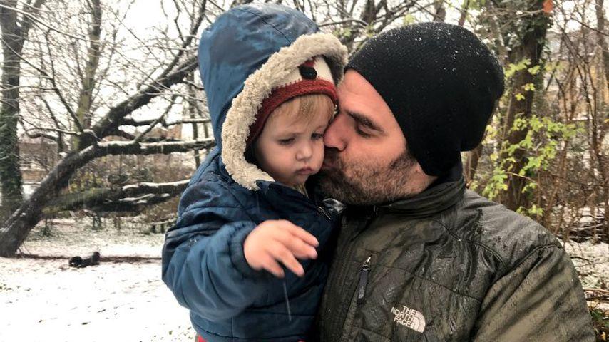 Fünf Monate nach Tod von Sohn: Rob Delaney wird wieder Papa
