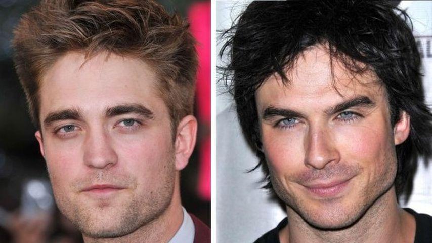 Robert Pattinson oder Ian Somerhalder?