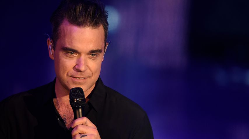 Kein Fake: Robbie Williams beim Chat-Roulette