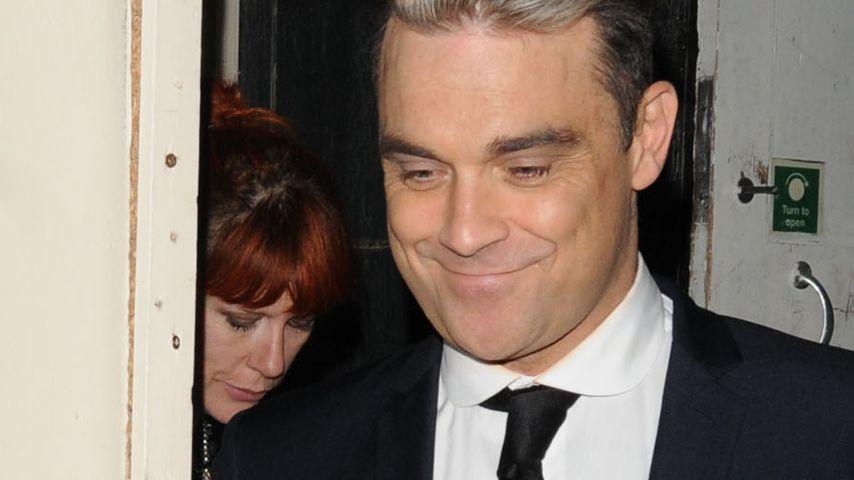 Robbie Williams: Graue Haare nur transplantiert?
