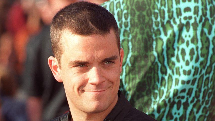 Robbie Williams bei den MTV Movie Awards 1999