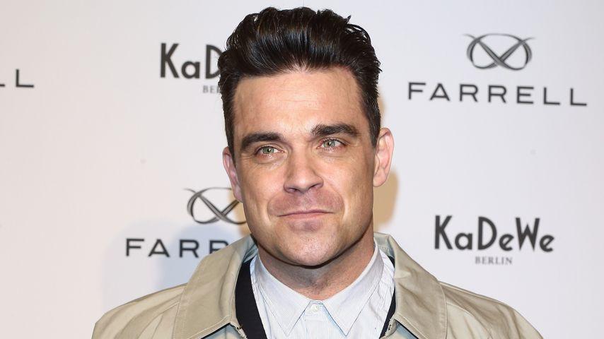 Robbie Williams plant mehrere Promi-Duette auf neuem Album!