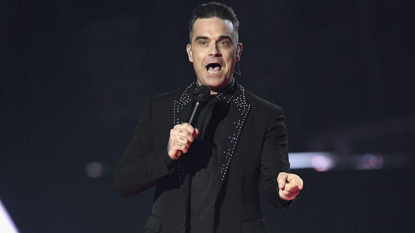 Robbie Williams für Russland? Der Sänger möchte zum ESC