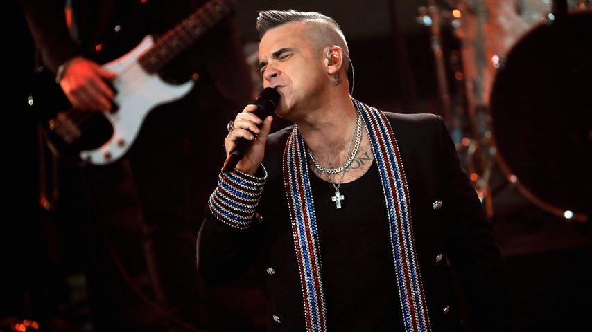 Robbie Williams, Musiker