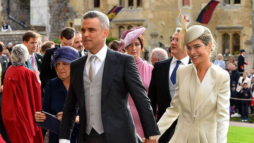 13 Jahre mit Robbie Williams: Ayda Field verrät Liebesrezept