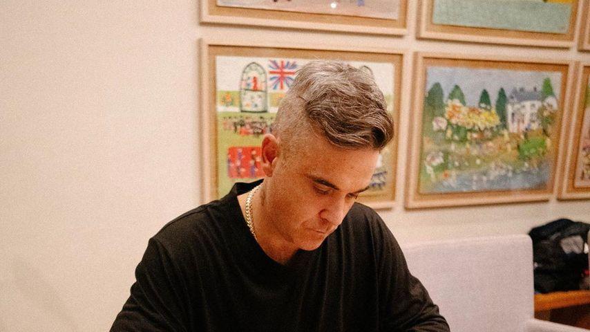 Robbie Williams im November 2019