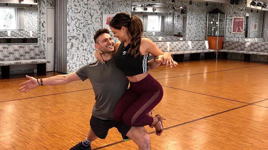 """""""Let's Dance""""-Jessi: Sie schwärmt von Tanzpartner Robert!"""