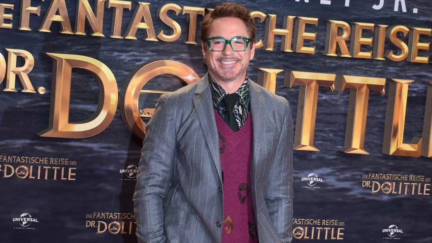 Robert Downey Jr. in Berlin: Die Fans flippen völlig aus!