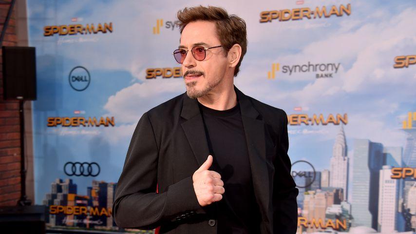 Robert Downey Jr. in Hollywood