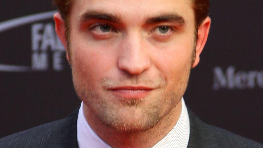 Robert Pattinson sorgt für Kreischalarm in Berlin
