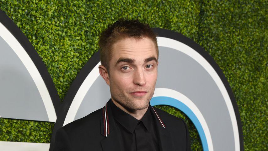 "Robert Pattinson bei der ""GQ Men of the Year""-Party"