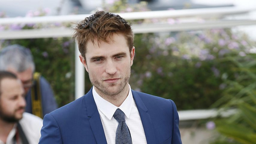 Robert Pattinson bei den 70. Filmfestspielen in Cannes