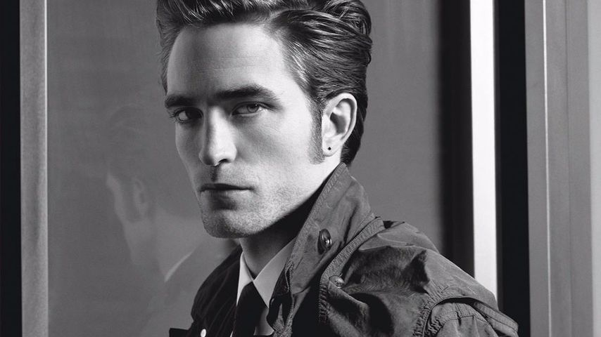 Robert  Pattinson in der neuen Dior-Kampagne