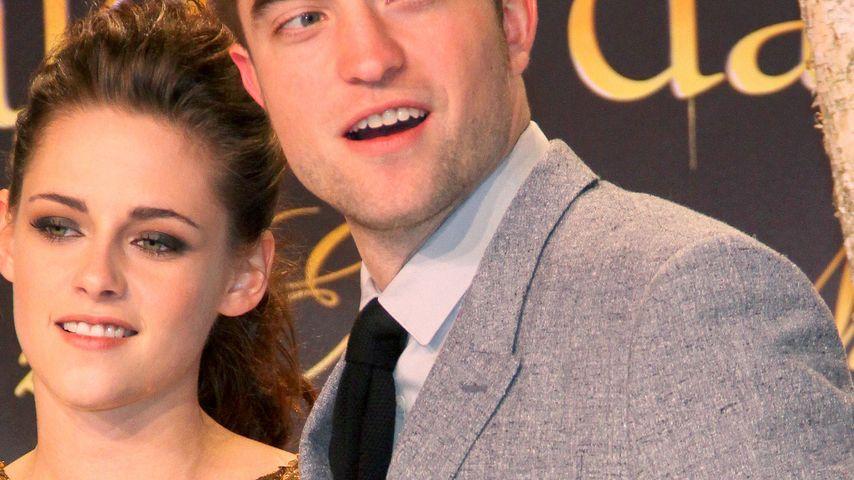Robert Pattinson: Kristen ist längst nicht passé!