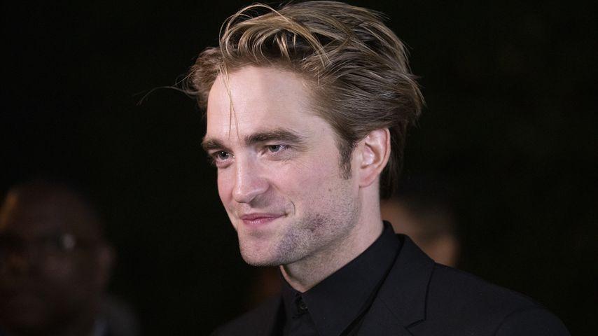Schauspieler Robert Pattinson