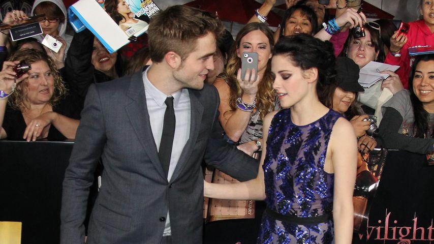 Robert Pattinson und Kristen Stewart 2011