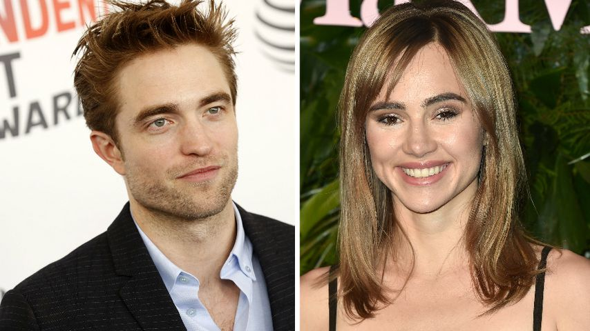 "Neues Traumpaar? Date-Night bei ""Twilight""-Rob & Model Suki!"