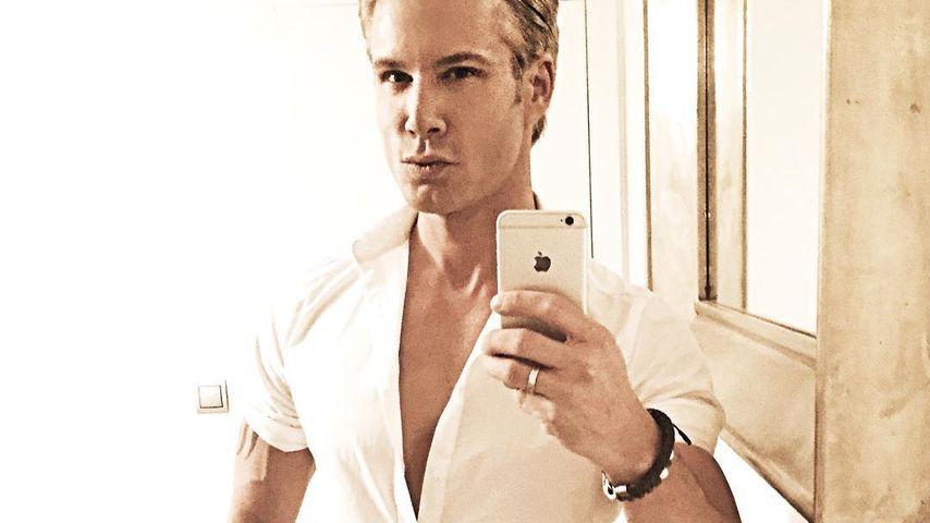 Robert Paulat, Männermodel