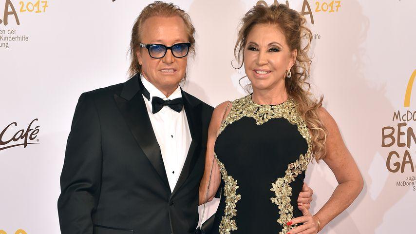 Robert und Carmen Geiss bei der McDonald's Charity Gala