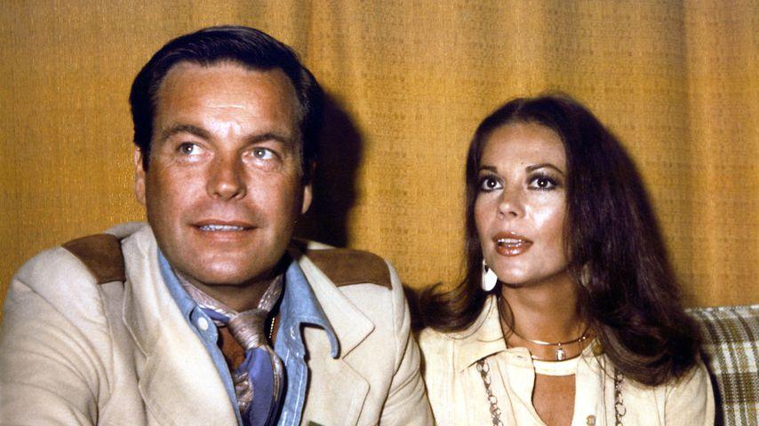 Natalie Wood und ihr Ehemann Robert Wagner