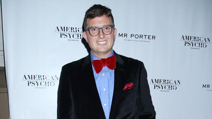 Roberto Aguirre-Sacasa im April 2016 in New York