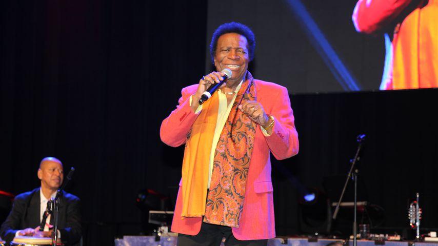 Sänger Roberto Blanco im November 2019