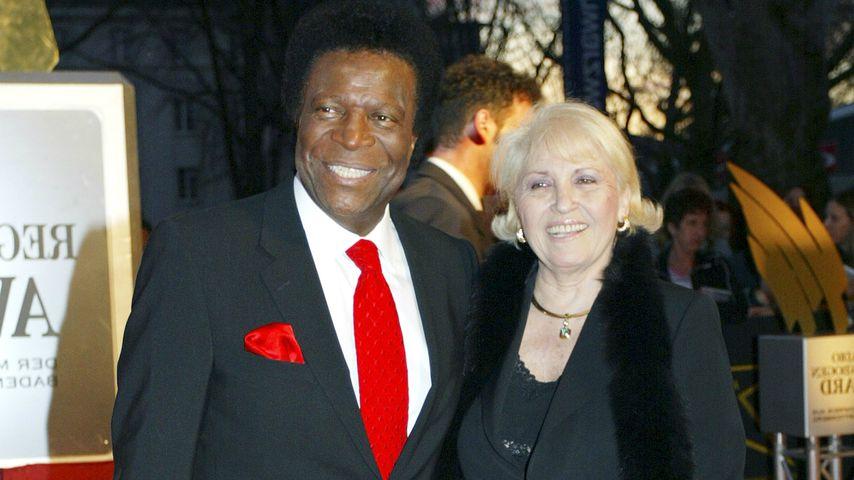 Roberto Blanco und seine Exfrau Mireille Blanco