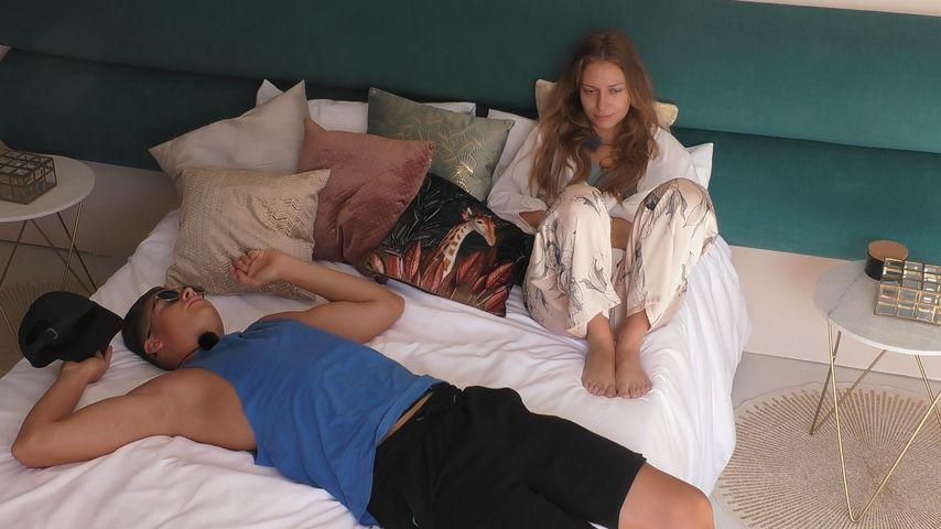 """Robin Widmann und Isabell Kremer, """"Love Island"""" 2021"""