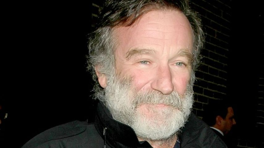 Offiziell: Robin Williams (✝63) beging Selbstmord!