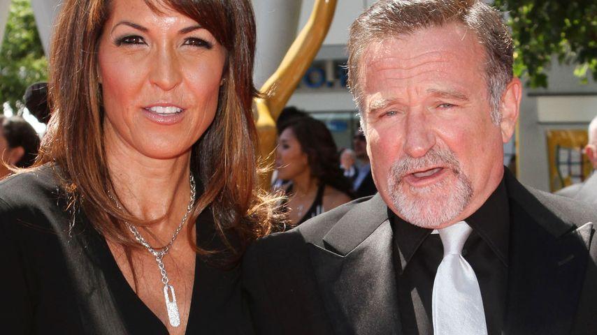 Endlich! Robin Williams' Witwe & Kinder beenden Erbstreit