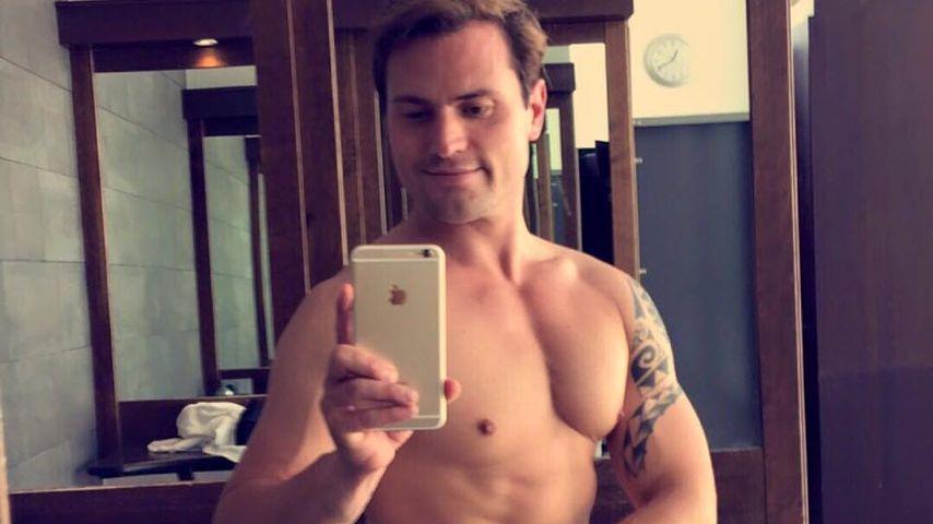 Rocco Stark im Fitnessstudio