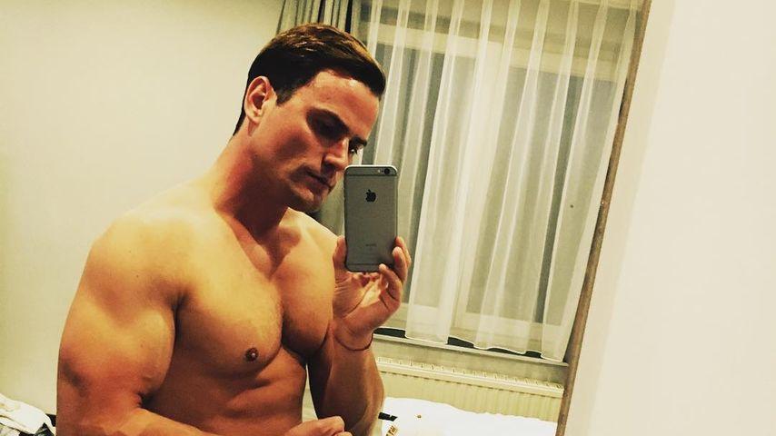 Im absoluten Muskel-Wahn: Wann platzt Rocco Stark?