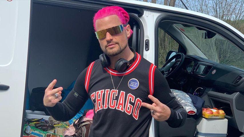 Rocco Stark im Mai 2021