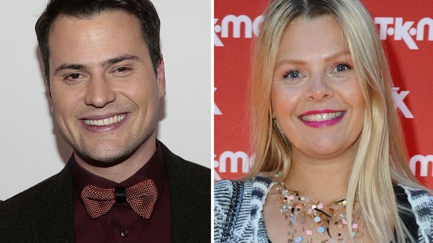 Was läuft da bei Rocco Stark & Anne-Sophie Briest?