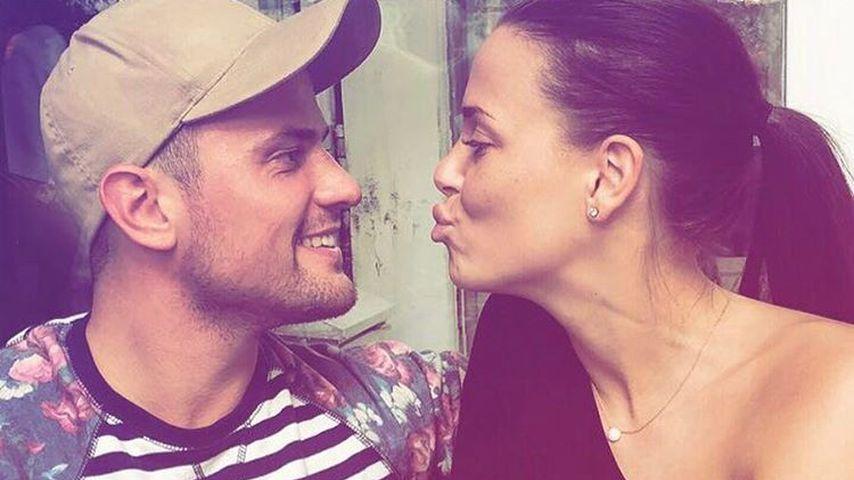 Kaffee verschüttet: So lernten sich Rocco & Nathalie kennen