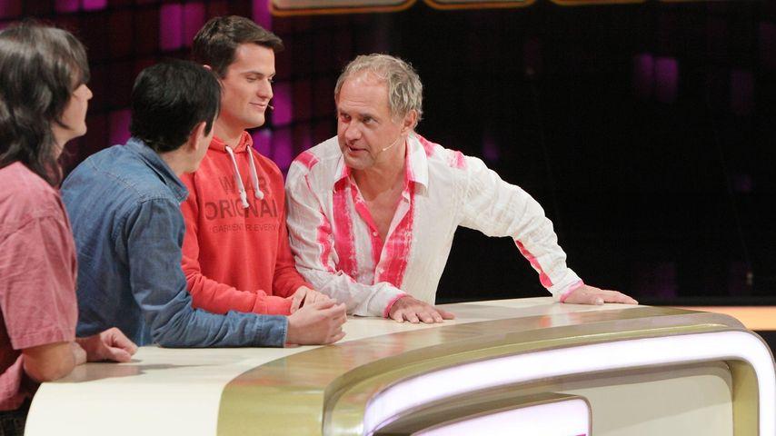 Promi-Familienduell: Rocco und Vater Uwe als Team!