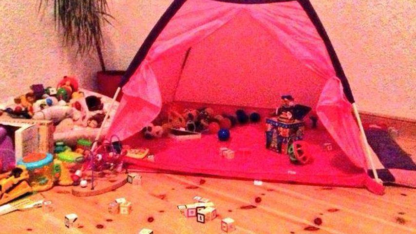 Verwöhnt? So viel Spielzeug hat Amelia Stark!