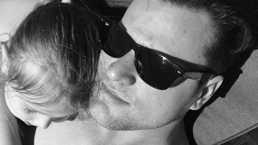 Rocco Stark: Rührende Worte an sein Töchterchen Amelia