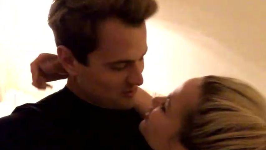 Abstinenz vorbei: Angelina & Rocco machen's wieder live!