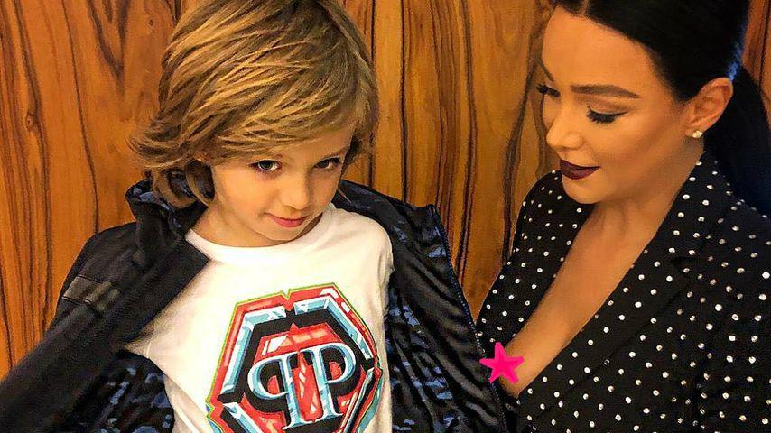 Fans im Nippel-Zoff: Zeigt Verona Pooth ihre Brustwarze?