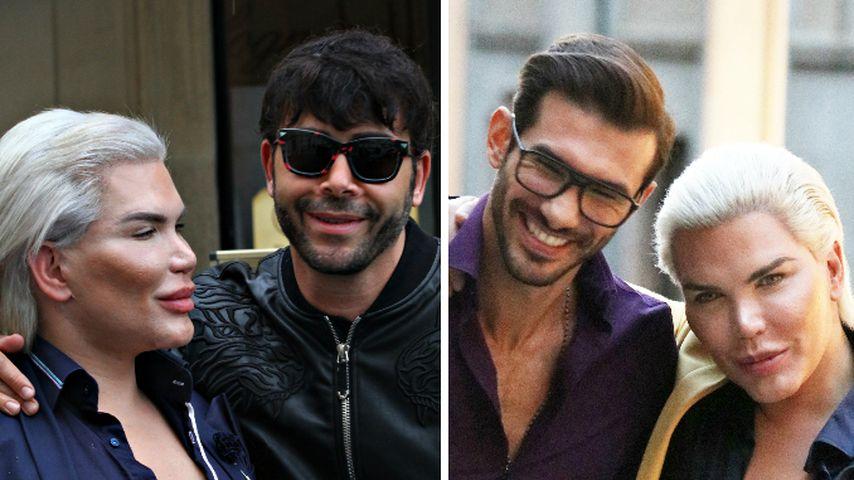 Liebes-Dreieck: Flirtet Real-Life-Ken Rodrigo etwa fremd?