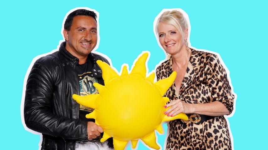 """Roland und Steffi Bartsch, """"Das Sommerhaus der Stars""""-Teilnehmer"""
