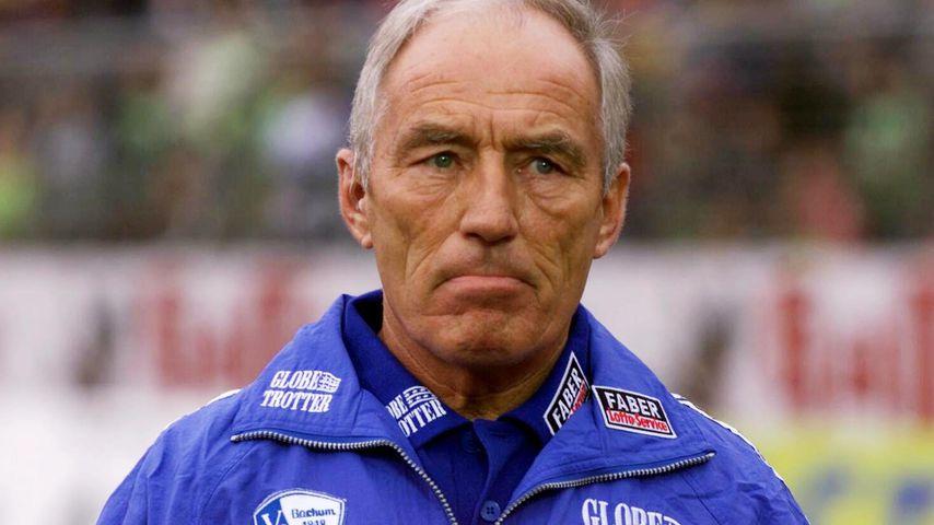 Rolf Schafstall, ehemaliger Trainer des VfL Bochum