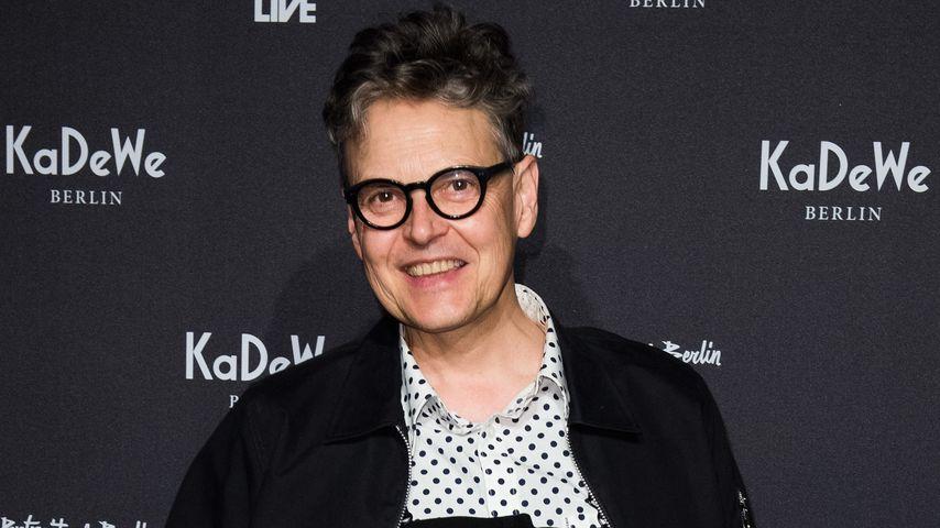 Rolf Scheider beim Rankin Live Event im Berliner KaDeWe