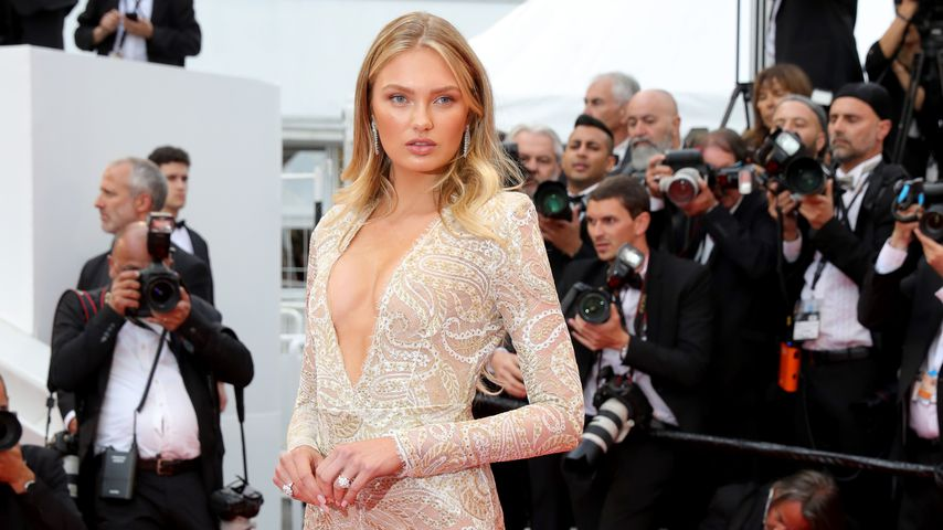 Model Romee Strijd beim Filmfestival in Cannes 2019