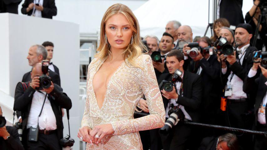 Model Romee Strijd beim Filmfestival in Cannes 2019