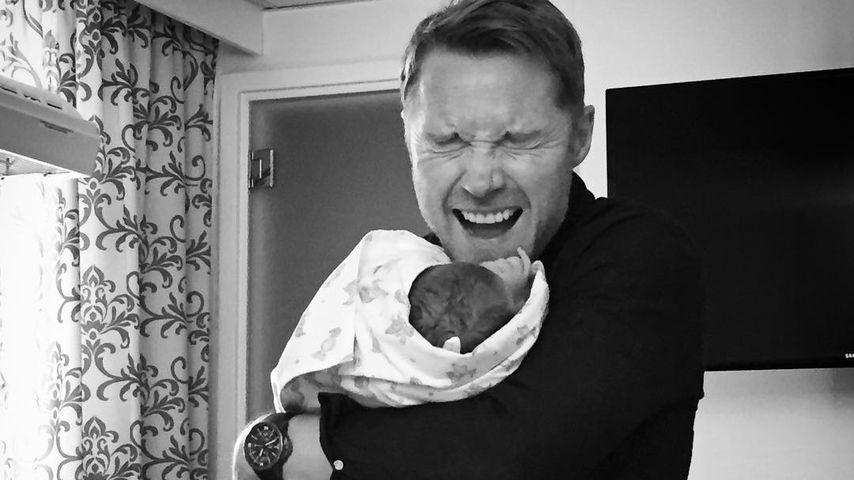 Baby-Name verraten: So heißt Ronan Keatings viertes Kind!